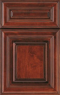 Cambridge Cabinet Door Style - Classic Cabinetry with Modified Full Overlay - HomecrestCabinetry.com