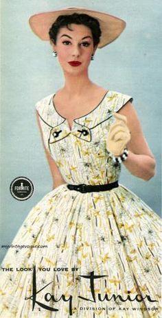 Kay Junior 1954