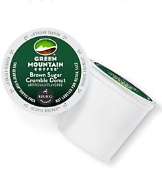 This Green Mountain Coffee Classic Donut Blend Coffee K-Cup pod is a sincerely good, bold, and flavorful cup of coffee - the perfect companion to any fresh-baked treat. Coffee K Cups, Coffee Drinks, Reminder Board, Green Mountain Coffee, Arabic Coffee, Homemade Donuts, Blended Coffee, Coffee Roasting, Freshly Baked
