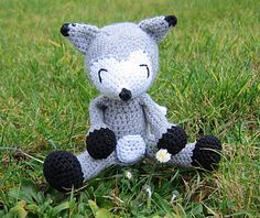 Billy - free crochet pattern in English and German by Stephanie Koras / Stephis Koestlichkeiten