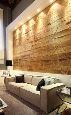 Mentha Painéis Decorativos | painéis decorativos - madeira de demolição