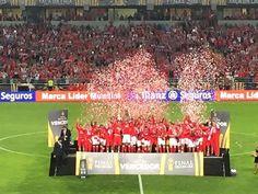 A Taça da Liga é nossa!