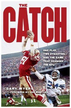 """The Catch"" with Joe Montana & Dwight Clark."