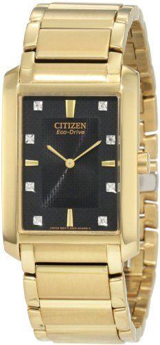 Citizen Women's EX1072-54E Eco-Drive Palidoro Watch