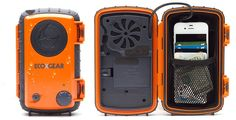 ECOXPRO waterproof case for iPhone and iPod