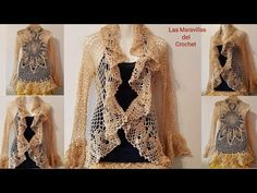 Exceptional Stitches Make a Crochet Hat Ideas. Extraordinary Stitches Make a Crochet Hat Ideas. Crochet Shrug Pattern, Crochet Jacket, Crochet Shawl, Free Pattern, Crochet Classes, Crochet Videos, Easy Crochet Projects, Crochet For Beginners, Kimono Top