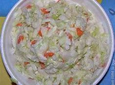 Long John Silver's coleslaw