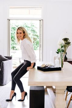 Tour This Australian Blogger's Bright And Minimal Home