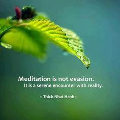 Thich Nhat Hanh - Meditation