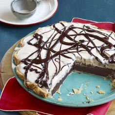 Mississippi Mud Pie recipe from famous The Crown Restaurant in Indianola, Mississippi