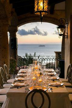Cabo private villa wedding
