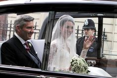 Kate Middleton Photo - Pippa Middleton Arrives at Westminster Abbey for the Royal Wedding