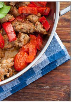 10 ingredients, 5 dinners.  Love it!