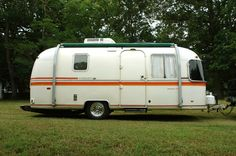 Airstream trailers vintage this rather