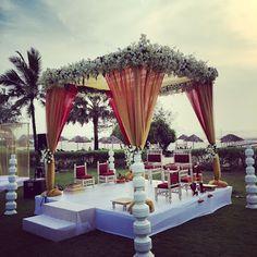 "Marry Me ""Portfolio"" album - Wedding Decor, Wedding Decoration Idea, Wedding Decoration DIY, Wedding Decorations On a Budget, Wedding in Mumbai #weddingnet #weddingindia #weddinggoa #mumbai #weddingdecorations"