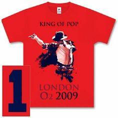 "Michael Jackson This Is It ""02 London"" Collectors #1 T-Shirt (XXL) Rare - http://www.michael-jackson-memorabilia.co.uk/?p=11056"