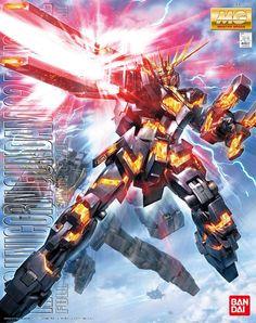 Bandai Hobby Gundam Unicorn Unit 02 Banshee MG Model Kit Gundam Wing, Gundam Art, Plastic Model Kits, Plastic Models, Blood Orphans, Unicorn Gundam, Gundam Seed, Mode Shop, Gundam Model