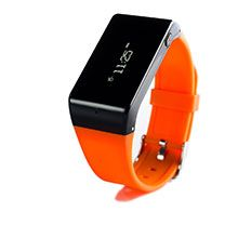 Smartwatch A través de Bluetooth se conecta con tu celular para mantenerte actualizado.