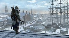 Assassins creed 3 viewpoint wallpaper