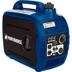 FREE SHIPPING — Powerhorse Portable Inverter Generator — 2000 Surge Watts, 1600 Rated Watts, CARB Compliant | Inverter Generators| Northern Tool + Equipment