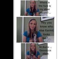 Jenna marbles ! My meme!
