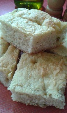 Focaccia Cornbread, Herbalism, Ethnic Recipes, Food, Millet Bread, Meal, Essen, Hoods, Corn Bread