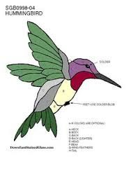 Image result for contemporary stained glass birds in flight
