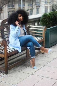"blackfashion: "" Dhvani, NYC, 22 www.ramblingsandsnaps.com instagram: http://instagram.com/ramblingsandsnaps/ "" BGKI - the #1 website to view fashionable & stylish black girls shopBGKI today"