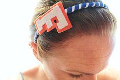 Florida Gator Headband