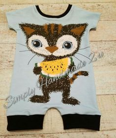 Rascal Romper Easy Pull up and down from neck  Https://m.facebook.com/simplyhandmade2u