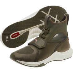 "PUMA > ""Phenom"" High Top Sneaker"