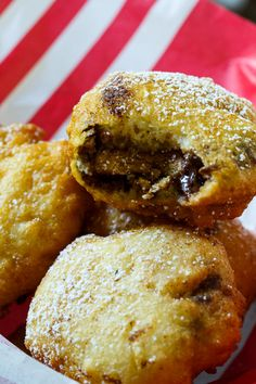 Deep Fried Peanut Butter Cups