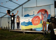 SSWC 2012 by tobias.bjorkgren, via Flickr Social Web, Social Media, Tobias, Den, Fair Grounds, Camping, Travel, Campsite, Viajes