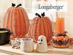 Longaberger Horizon of Hope :: Think Pink :: Benefits the American Cancer Society!!! Bebe'!!! Cute ideas!!!