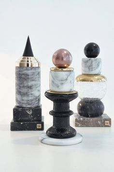 Sculptural Art - Objects by Uber and Kosher