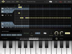 Poseidon Synth For iPad