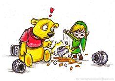 Poor Pooh...