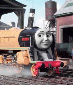 Thomas The Tank, Thomas And Friends, Classic Tv, My Childhood, Nice Person, Trucks, Train, Read Books, Duke