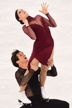 The Whole World Is Rooting For Tessa Virtue And Scott Moir