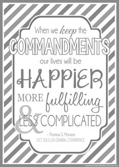 My Computer is My Canvas: Printable LDS General Conference Quotes: October 2015