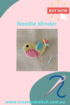 NEW DESIGN Forest Friends 9 Needle Minder