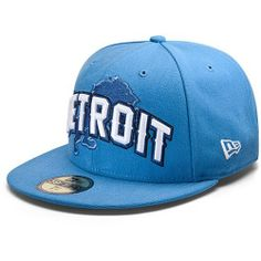 NFL Detroit Lions Draft 5950 Cap Child New Era.  16.31 Detroit Lions Hat a21fe7c0b