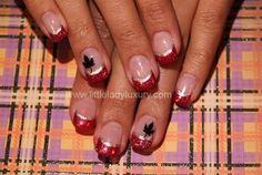 Fall Fun by DivaPirate - Nail Art Gallery nailartgallery.nailsmag.com by Nails Magazine www.nailsmag.com #nailart
