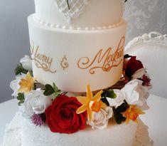Royal wedding cake inspired by prince Harry & Meghan wedding/ Gâteau de mariage pièce-montée inspirée du mariage british du prince Harry & Meghan Homemade Cakes, Prince Harry, British, Desserts, Food, Tailgate Desserts, Deserts, Meals, Dessert