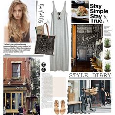 """""""Out & About"""" by bellamarie on Polyvore #ootd"""