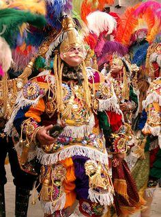 Festival of Santo Tomas in Chichicastenango, Guatemala
