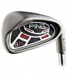 9dc29731354a Love my G15s  Ladiesgolf Iron Steel