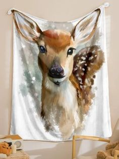 Shop New In Home & Apartment Furnishings, Décor | SHEIN USA Deer Decor, Moose Art, Usa, Animals, Shopping, Home, Animales, Animaux, Ad Home