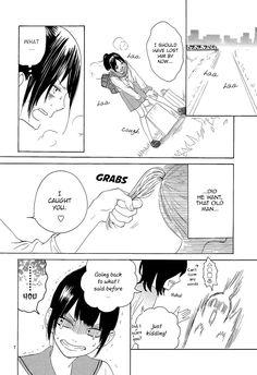 Houkago x Ponytail 1 Page 8