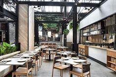 超頹廢植栽工業風!澳洲雪梨中東料理餐廳 Bekya | 設計王